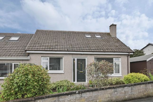 Thumbnail Semi-detached house for sale in Bruce Avenue, Dunblane