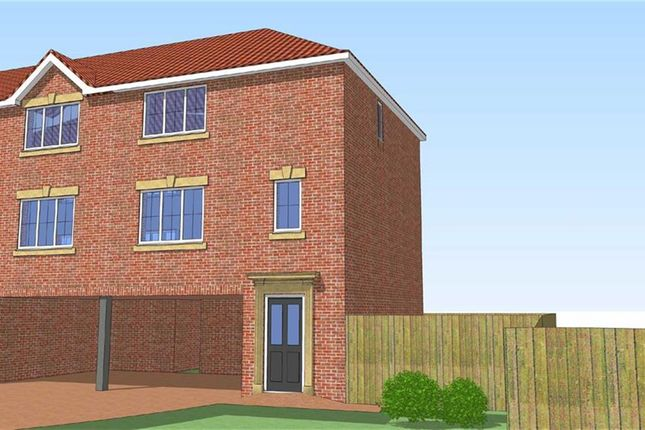 Thumbnail Property for sale in Mill View, Barton-Upon-Humber