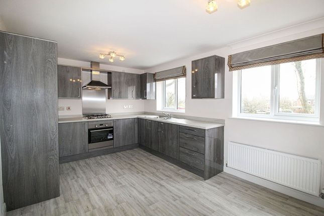 Thumbnail Semi-detached house for sale in Almond Brook Road, Standish, Wigan