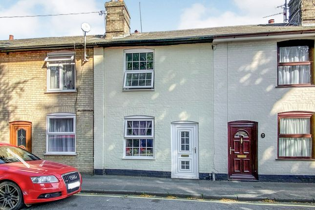 Thumbnail Terraced house for sale in Regent Street, Stowmarket