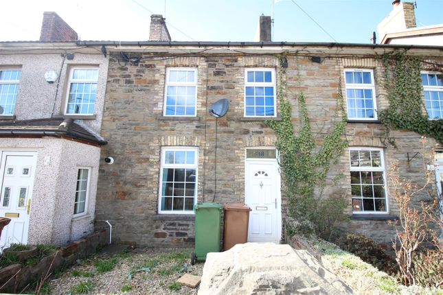Thumbnail Terraced house to rent in Mill Street, Risca, Newport