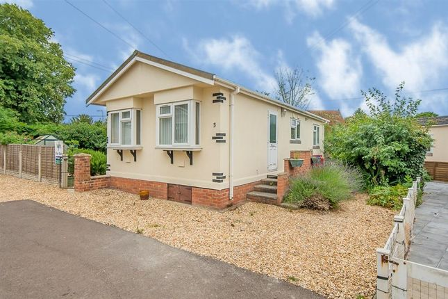 2 bed mobile/park home for sale in Market Place, Tattershall, Lincoln LN4