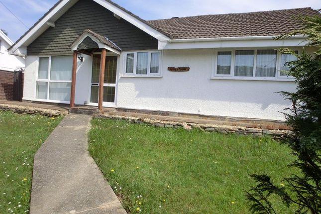 Bungalow to rent in Waun Sterw, Rhydyfro, Pontardawe, Swansea
