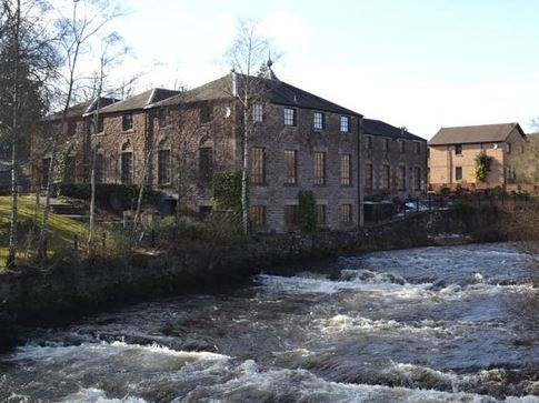 Thumbnail Flat to rent in Mill Court, Dunblane, Stirling