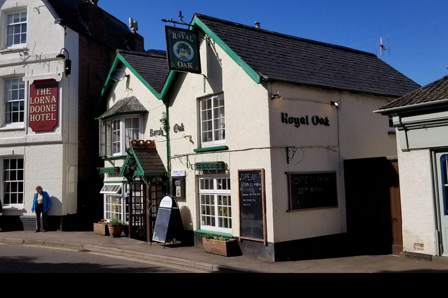 Thumbnail Pub/bar to let in High Street, Porlock
