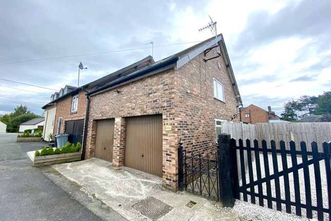 Thumbnail Semi-detached house to rent in Off Wrexham Road, Burland, Nantwich