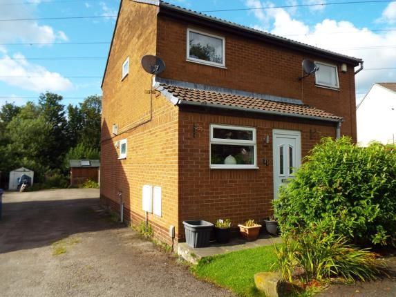 Thumbnail Flat for sale in Carr Meadow, Bamber Bridge, Preston, Lancashire