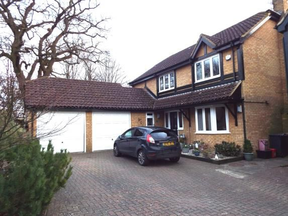 Thumbnail Detached house for sale in Grenville Way, Stevenage, Hertfordshire, England