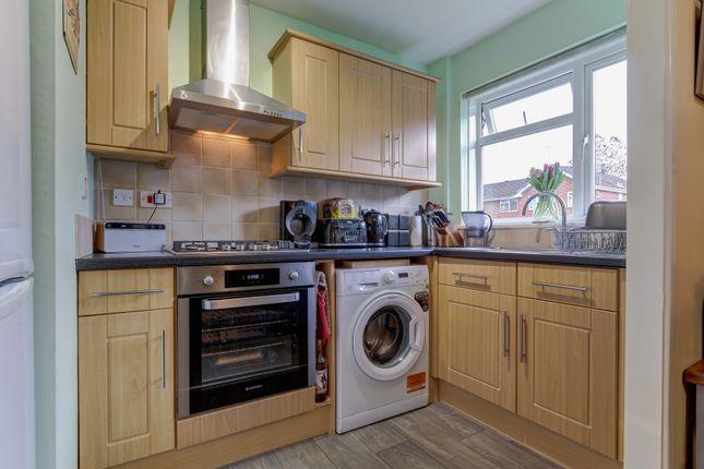 Kitchen of Bilbury Close, Walkwood, Redditch B97