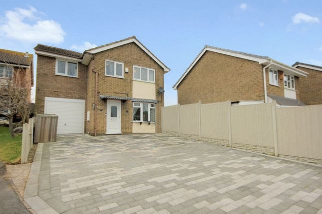 Thumbnail Detached house for sale in Sterndale Drive, Fenton, Stoke-On-Trent