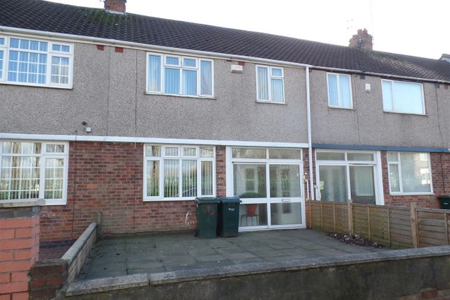 Thumbnail Terraced house to rent in Burnaby Road, Radford, Coventry