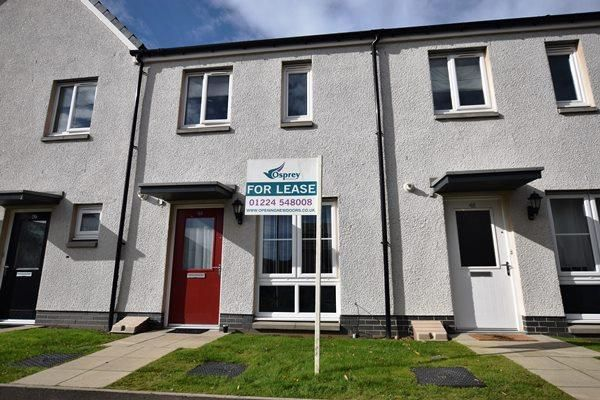 Thumbnail Terraced house to rent in Spires Business Units, Mugiemoss Road, Bucksburn, Aberdeen