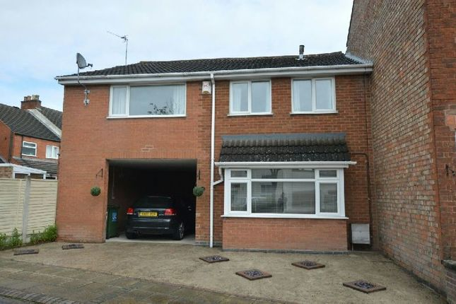 Thumbnail End terrace house for sale in Cornwall Street, Enderby, Leicester