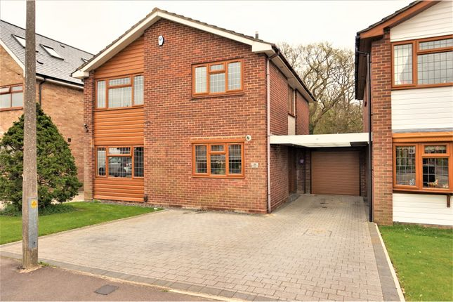 Thumbnail Link-detached house for sale in Woolhampton Way, Chigwell