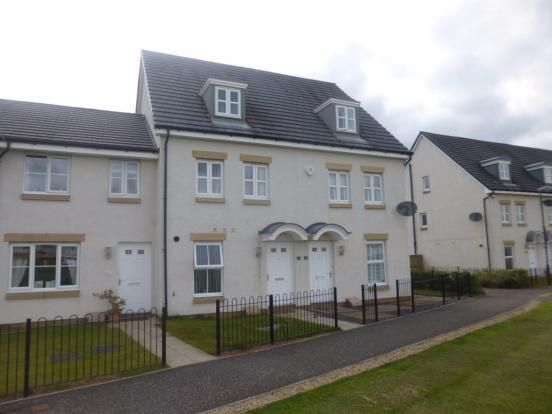 Thumbnail Town house to rent in Russell Drive, Bathgate