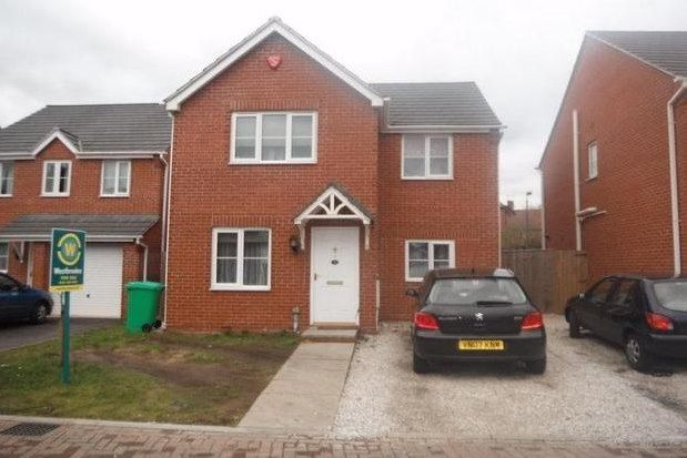 Oakford Close, Nottingham NG8