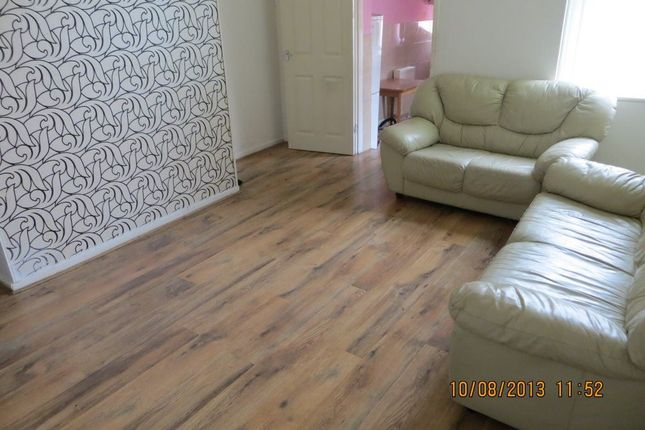 Thumbnail Flat to rent in Strathmore Crescent, Benwell, Newcastle Upon Tyne