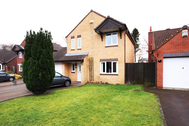 Thumbnail Detached house for sale in Priors Grange, High Pittington, Durham