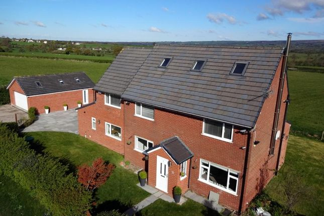 Thumbnail Detached house for sale in Dewhurst Road, Langho
