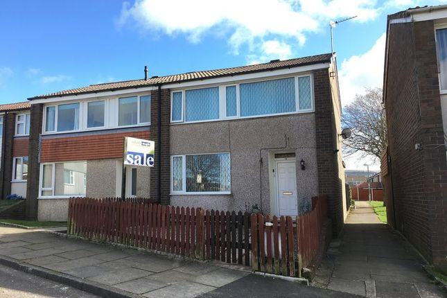 Thumbnail Semi-detached house for sale in Gloucester Avenue, Oswaldtwistle, Accrington