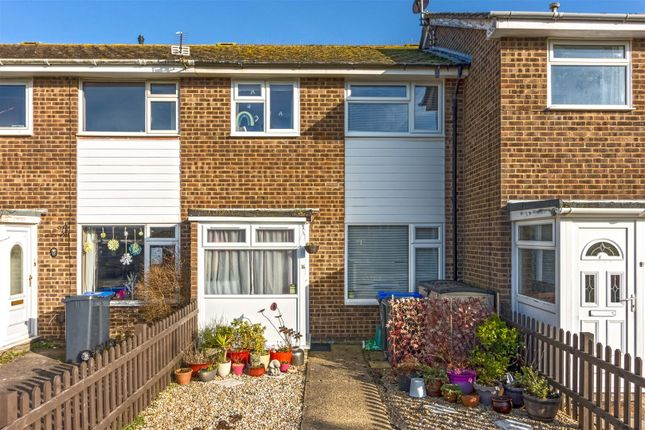 3 bed terraced house for sale in Coleridge Close, Goring-By-Sea, Worthing BN12