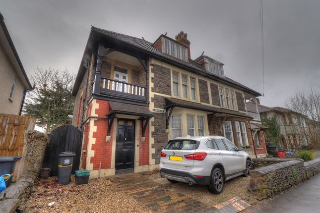 Thumbnail Semi-detached house for sale in Manor Road, Fishponds, Bristol