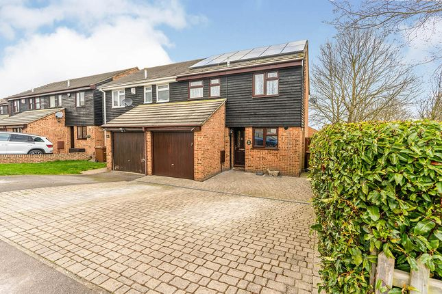 Semi-detached house for sale in Heritage Drive, Gillingham, Kent
