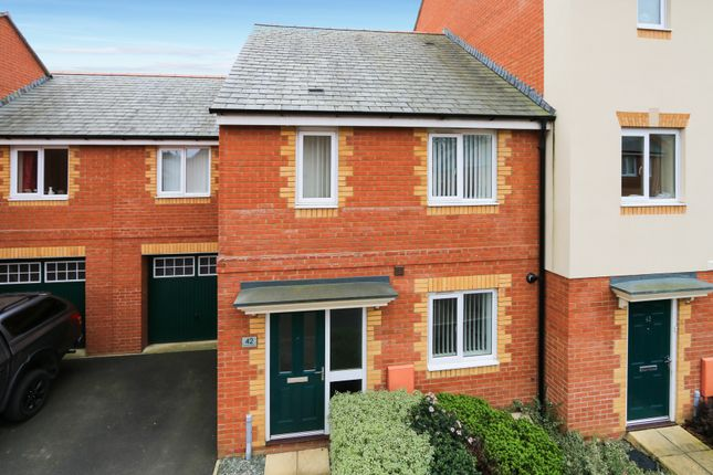 Thumbnail Terraced house to rent in Templer Place, Bovey Tracey, Newton Abbot