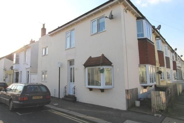 Thumbnail End terrace house to rent in Shirley Street, Hove, East Sussex