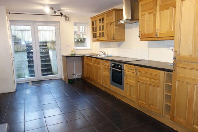 Thumbnail End terrace house to rent in William Street, Ystrad