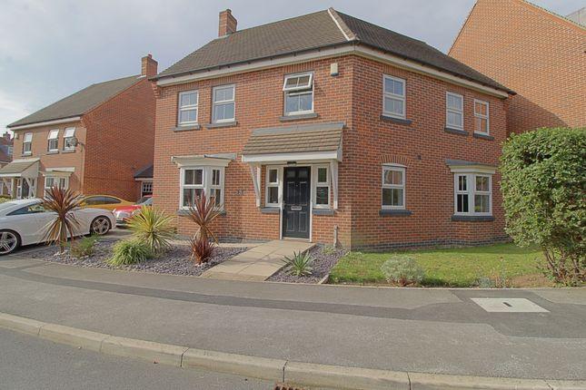 Thumbnail Detached house for sale in Blenkinsop Way, Middleton, Leeds
