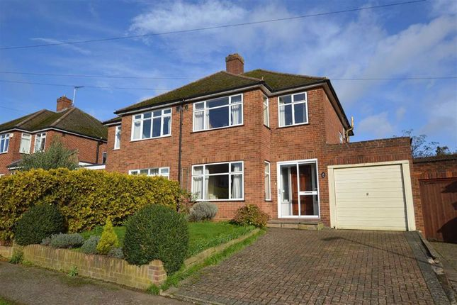 Semi-detached house for sale in Norwich Way, Croxley Green, Rickmansworth Hertfordshire