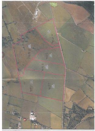 Land for sale in Land Formerly Part Of Llwyn Neuadd, Cwmduad (Drefach Felindre), Carmarthen, Carmarthenshire