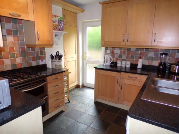 Kitchen of Nant Road, Coedpoeth, Wrexham, Wrecsam LL11