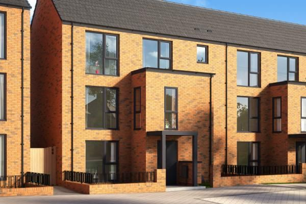 """Thumbnail Property for sale in """"The Burgess At The Potteries, Allerton Bywater"""" at Goldcrest Road, Allerton Bywater, Castleford"""
