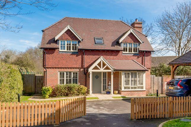 Thumbnail Detached house for sale in Kingsmead, Cemetery Lane, Kennington
