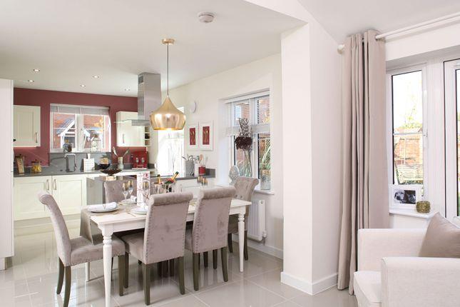 "Thumbnail Detached house for sale in ""The Astley"" at Redbridge Lane, Nursling, Southampton"