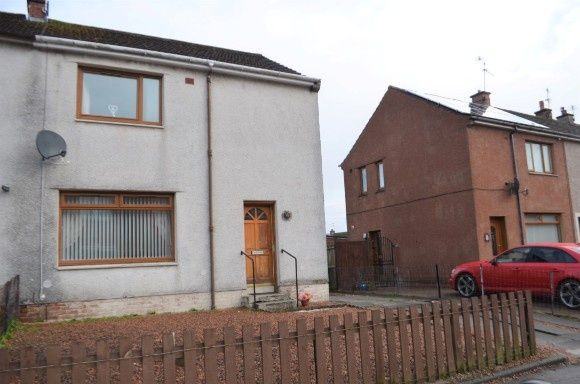 Thumbnail End terrace house to rent in Ochiltree Terrace, Camelon, Falkirk