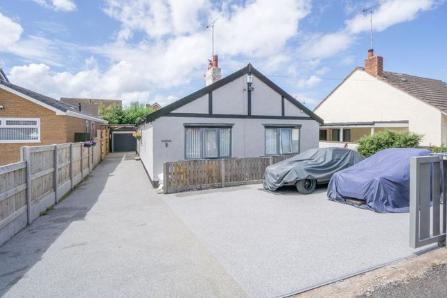 Thumbnail Detached bungalow for sale in Borrowdale Road, Moreton, Wirral