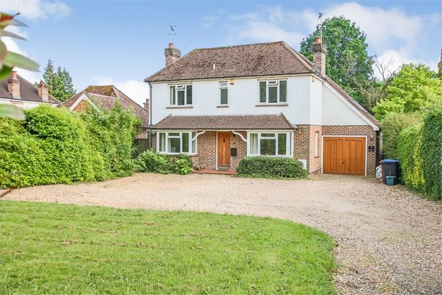 Thumbnail Detached house for sale in Crawley Down Road, Felbridge, Surrey