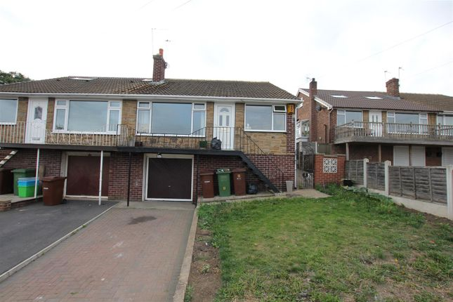 Thumbnail Semi-detached bungalow for sale in Bexhill Close, Pontefract