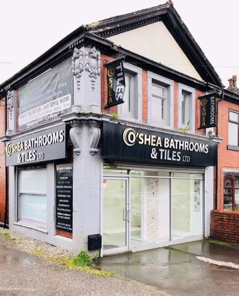 Thumbnail Retail premises to let in Ringley Road West, Radcliffe, Manchester