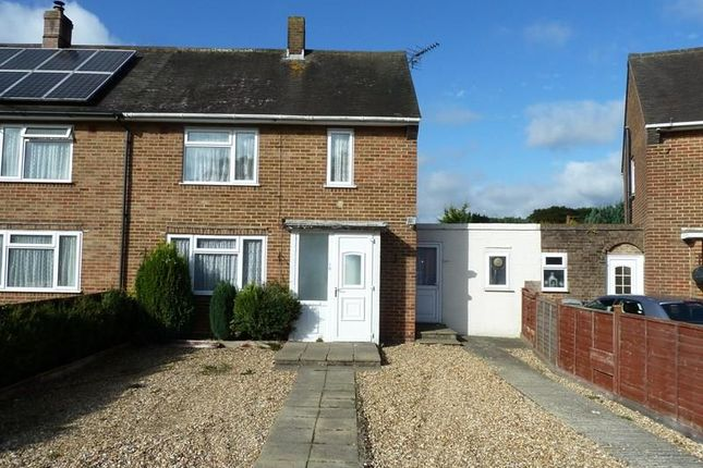 2 bed semi-detached house for sale in Youngs Road, Bear Cross, Bournemouth