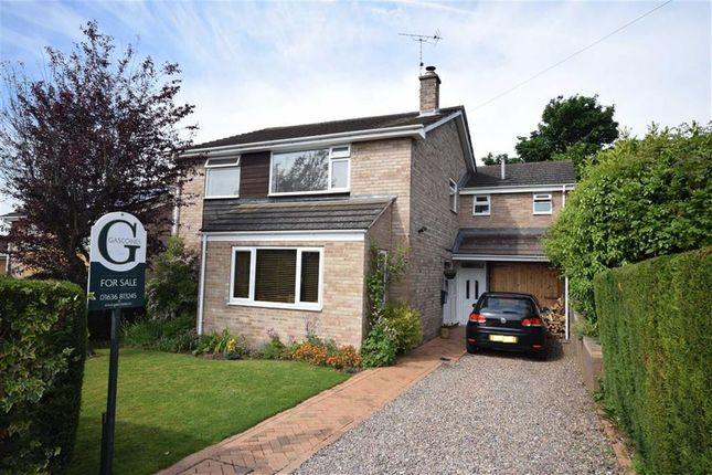 Thumbnail Detached house for sale in Wands Close, Southwell, Nottinghamshire
