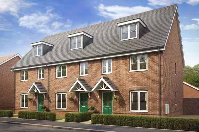 Thumbnail Terraced house for sale in Cockaynes Lane, Alresford, Colchester