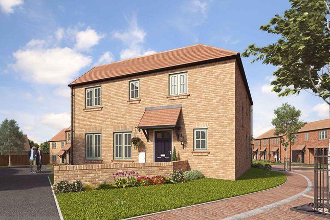Thumbnail Detached house for sale in Oaklands Grange, Sandpit Lane, St. Albans, Hertfordshire
