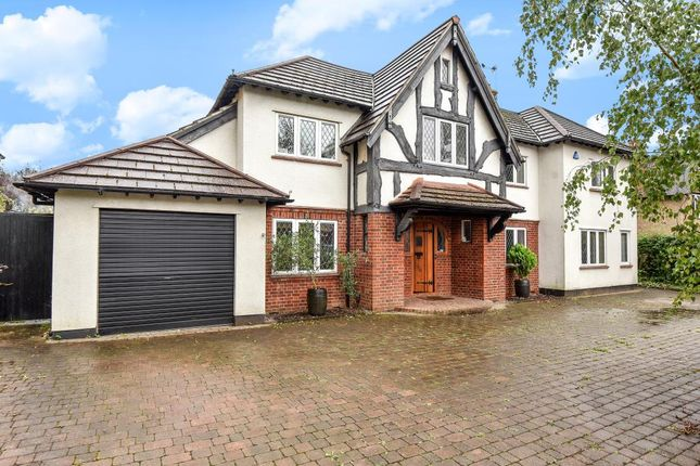 Thumbnail Detached house to rent in Oaken Grove, Maidenhead