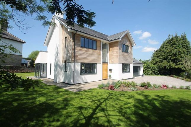 Thumbnail Detached house for sale in Harlow Oval, Harrogate, North Yorkshire