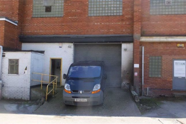 Thumbnail Light industrial to let in Unit 5 Botany Business Park, Botany Avenue, Mansfield, Notts