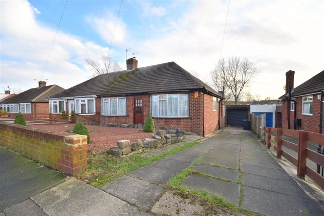 Thumbnail Semi-detached bungalow for sale in Killingworth Drive, High Barnes, Sunderland